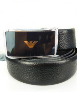 Thắt lưng nam thương hiệu Giorgio Armani da bò thật 100% VOX25