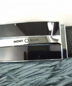 Thắt lưng da Mont Blanc khóa lăn cao cấp VOX28