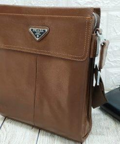 Túi đeo chéo da dê cao cấp VTD11