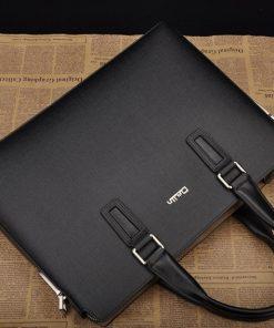 Cặp xách da công sở đựng laptop da xịn VOD60