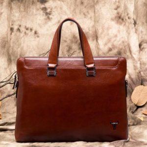 Túi xác doanh nhân màu nâu cao cấp VOD14