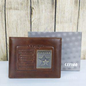 Ví da bò thương hiệu Cefiro cao cấp VDD75