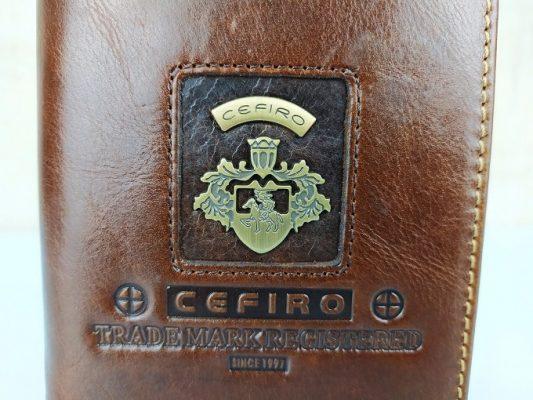 Ví gấp Cefiro sành điệu VDD64