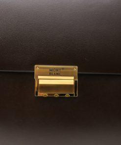Cặp da MontBlanc (khóa số) cao cấp DK02-N