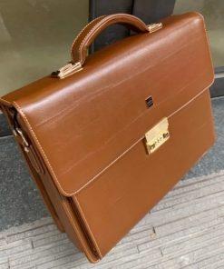 Túi xách cao cấp màu đen VOD69