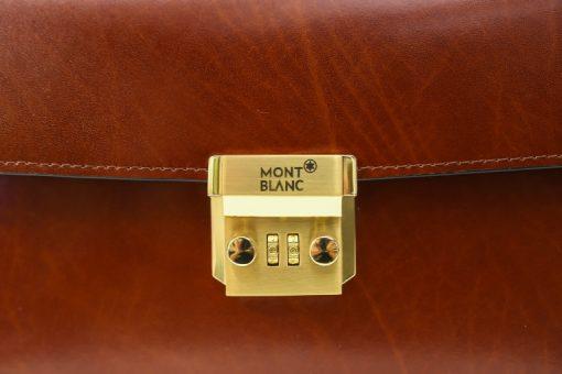Ví Montblanc khóa số cao cấp CT11-NB