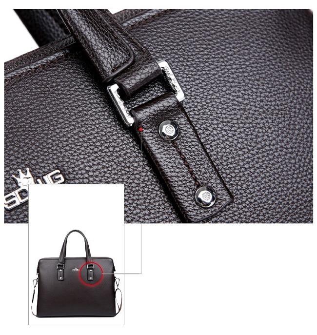 Túi xách laptop nam giá rẻ VOP14
